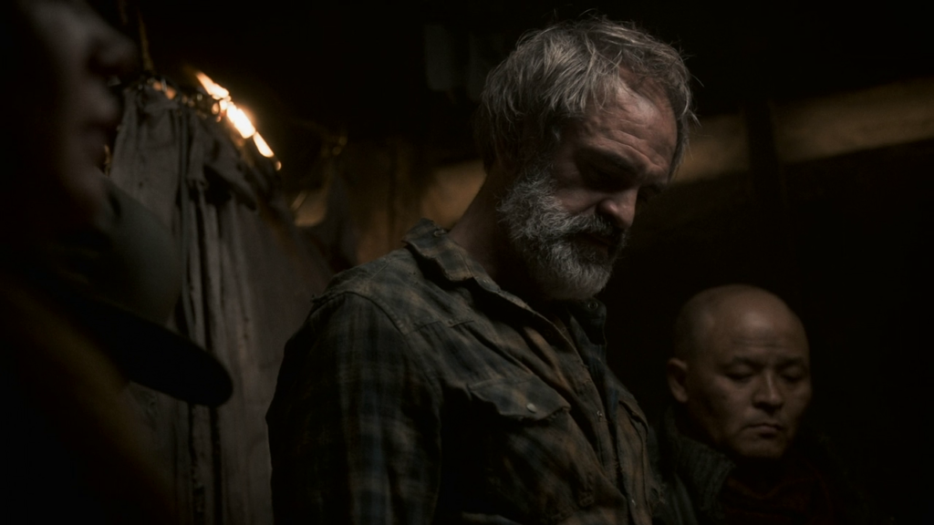 Snowpiercer Episode 1- First The Weather Changed